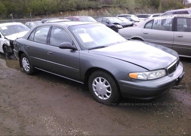 Inventory #144460774 2005 Buick CENTURY
