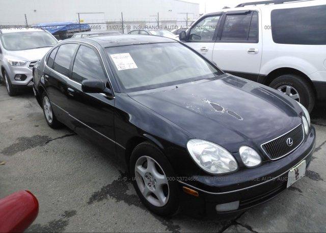 Inventory #776650489 2000 Lexus GS