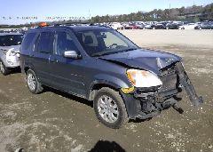 2005 Honda CR-V - JHLRD78975C008838 Left View