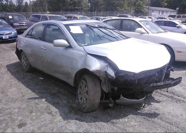 Inventory #618482231 2007 Toyota CAMRY NEW GENERAT