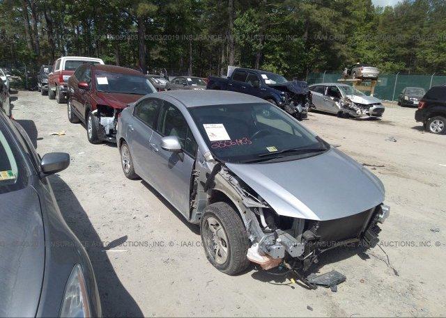 Inventory #931455915 2013 Honda CIVIC