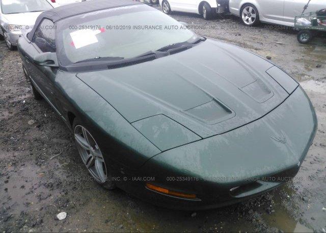 Inventory #970416626 1995 Pontiac FIREBIRD