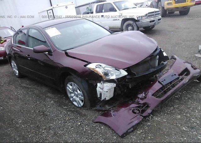Inventory #586865643 2011 Nissan ALTIMA
