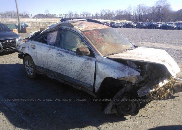 Inventory #497976788 2011 Subaru OUTBACK