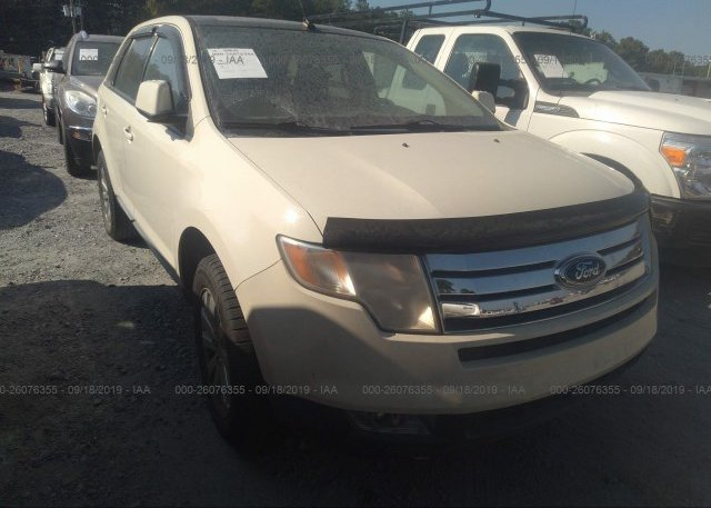 Inventory #853147554 2007 FORD EDGE