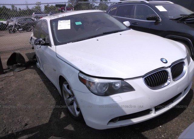 Inventory #696713251 2007 BMW 530