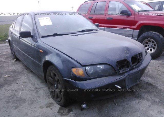 Inventory #104386899 2003 BMW 325