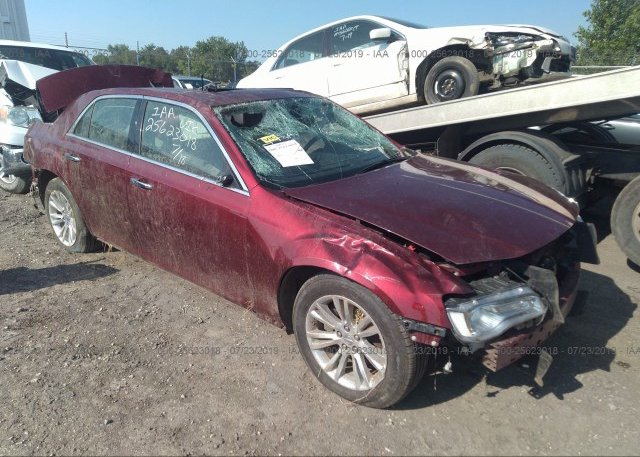 Inventory #460732275 2016 Chrysler 300C
