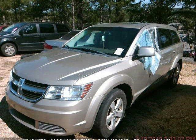 Inventory #714645102 2009 Dodge JOURNEY