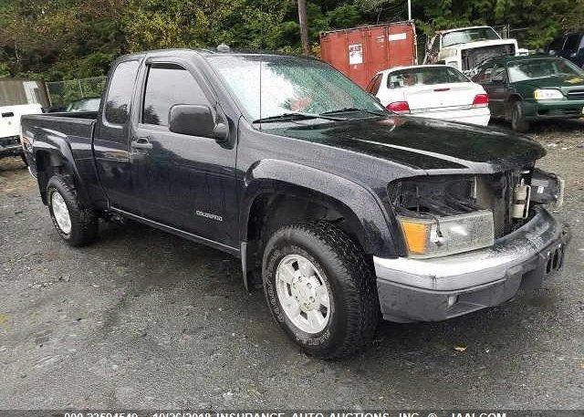 Inventory #858363842 2005 Chevrolet COLORADO