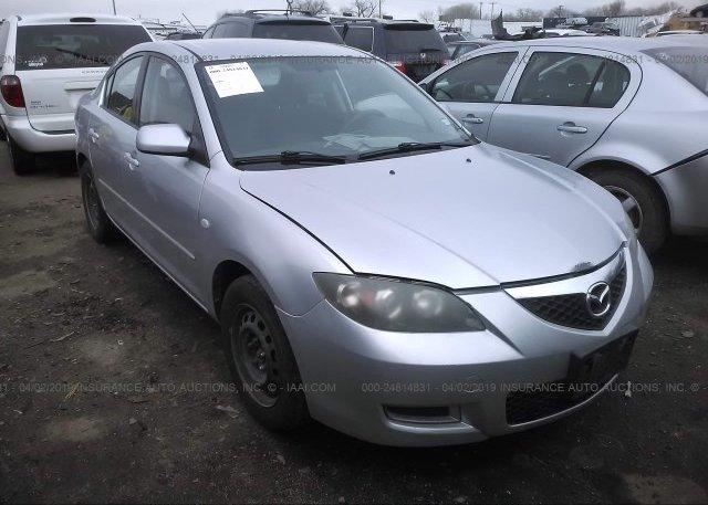 Inventory #252303738 2007 Mazda 3