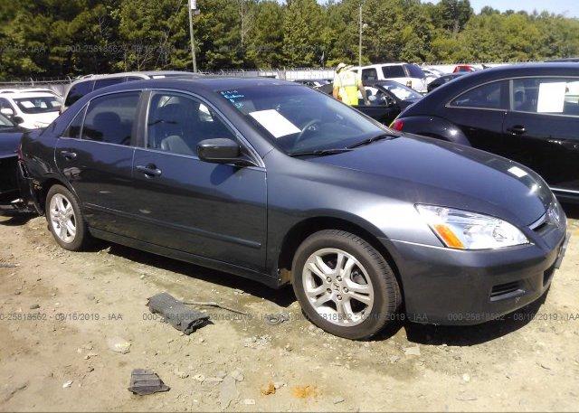 Inventory #493315537 2006 Honda ACCORD
