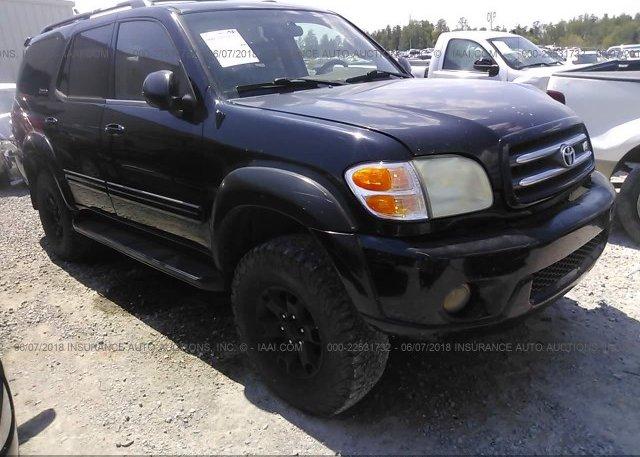 Inventory #113327580 2003 Toyota SEQUOIA