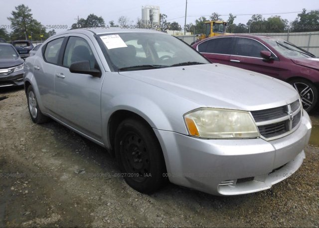 Inventory #116542028 2008 Dodge AVENGER