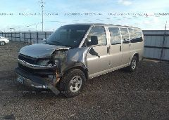 2006 Chevrolet EXPRESS G1500 - 1GNFG15T761205727 Right View