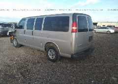 2006 Chevrolet EXPRESS G1500 - 1GNFG15T761205727 [Angle] View