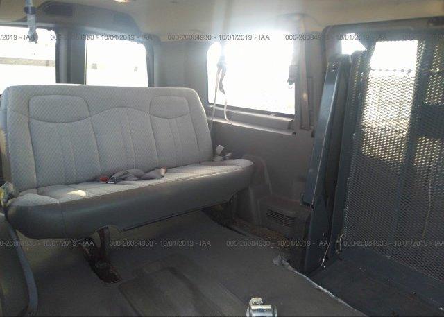 2006 Chevrolet EXPRESS G1500 - 1GNFG15T761205727