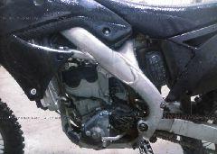 2010 Kawasaki KX250 - JKAKXMXC8AA000152 engine view