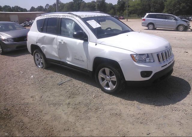 Inventory #127232343 2012 JEEP COMPASS