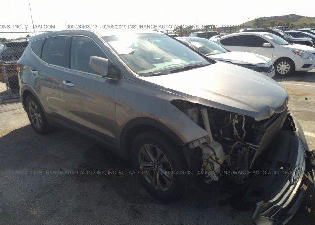 Inventory #905468994 2016 Hyundai SANTA FE SPORT