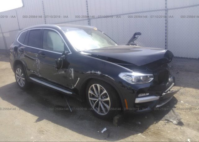 Inventory #999351931 2019 BMW X3