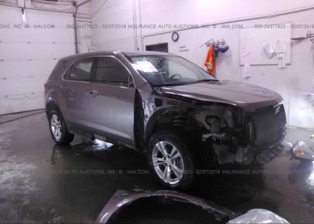 Inventory #162444529 2010 Chevrolet EQUINOX
