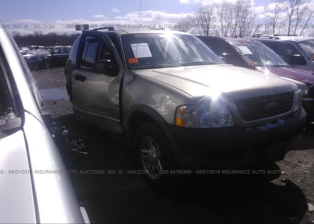 Inventory #886856319 2002 FORD EXPLORER