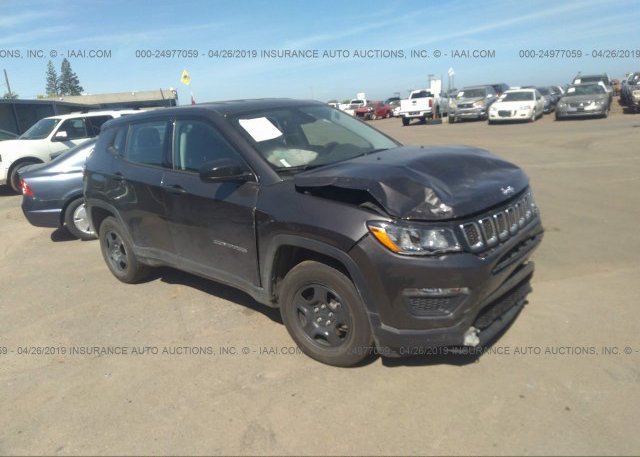 Inventory #287716742 2018 JEEP COMPASS