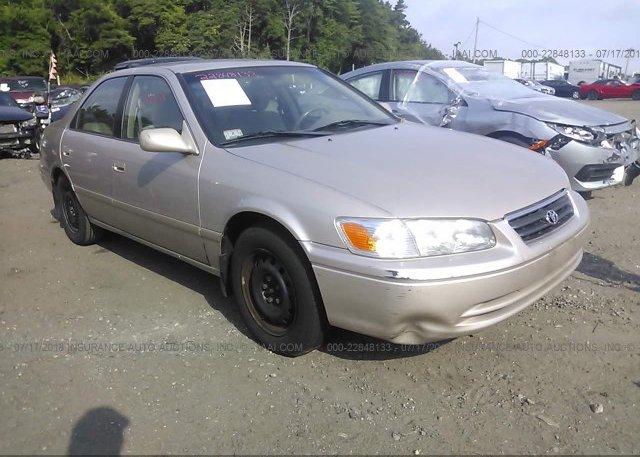 Inventory #408241826 2000 Toyota CAMRY
