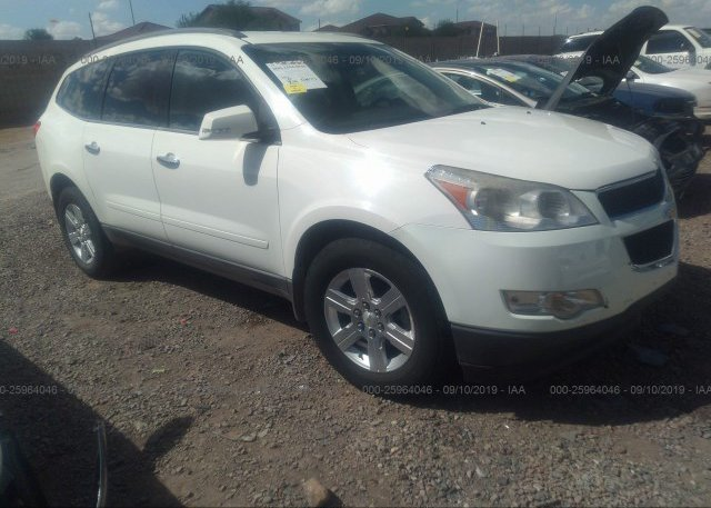 Inventory #527436671 2012 Chevrolet TRAVERSE