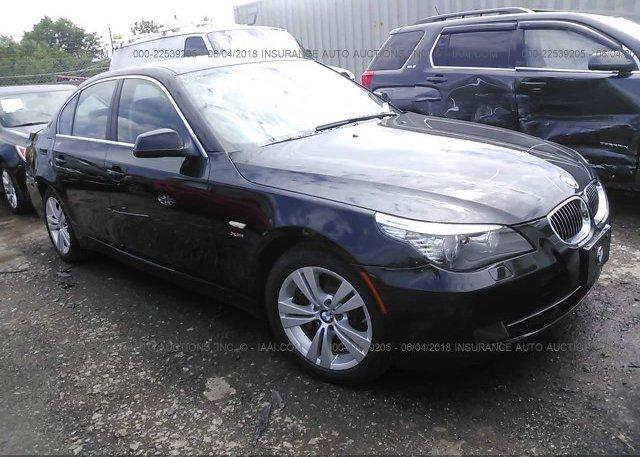 Inventory #127284004 2010 BMW 528