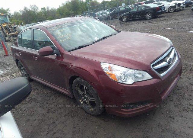 Inventory #675775728 2012 Subaru LEGACY