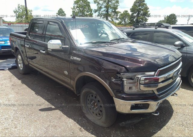 Inventory #706643644 2018 FORD F150