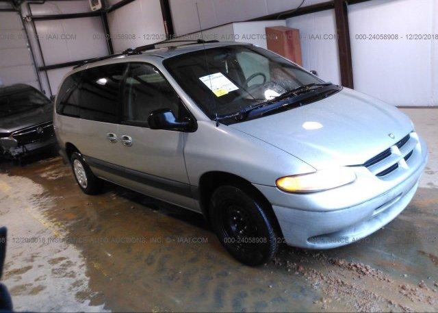Inventory #267349357 1999 Dodge GRAND CARAVAN