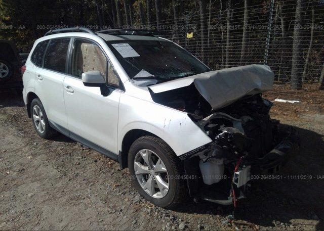 Inventory #118449733 2014 Subaru FORESTER