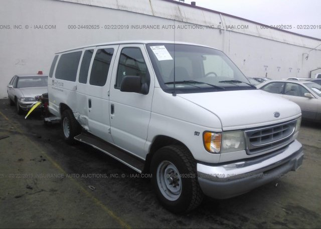 Inventory #500605621 2002 FORD ECONOLINE