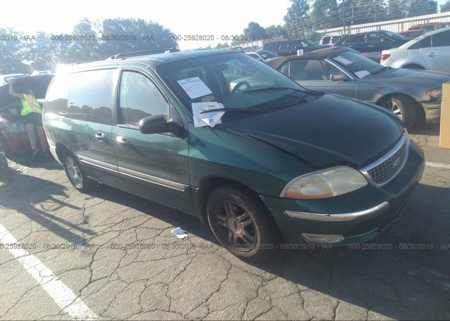 Inventory #426788831 2002 FORD WINDSTAR