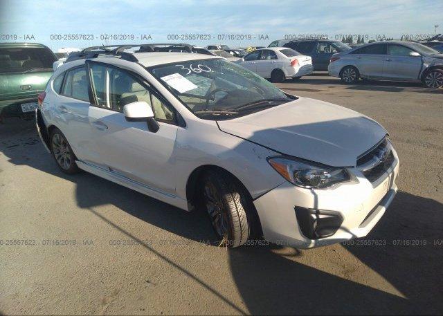 Inventory #115530893 2014 Subaru IMPREZA
