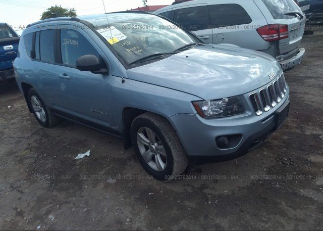Inventory #350031134 2014 JEEP COMPASS