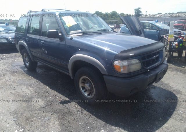 Inventory #606935462 2000 FORD EXPLORER
