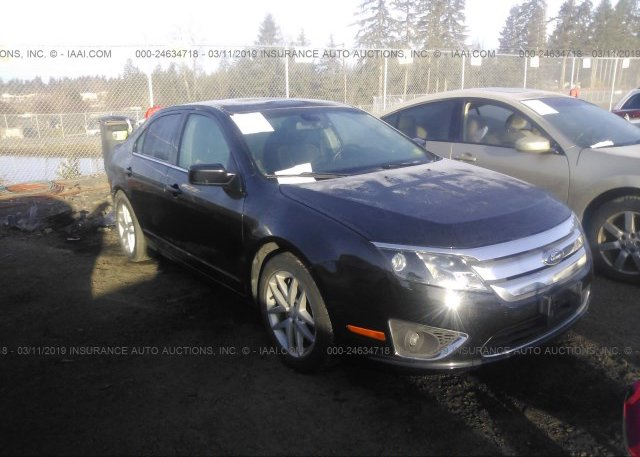 Inventory #297470941 2012 FORD FUSION
