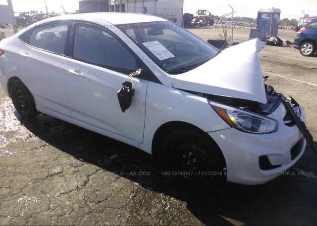 Inventory #583434191 2016 HYUNDAI ACCENT