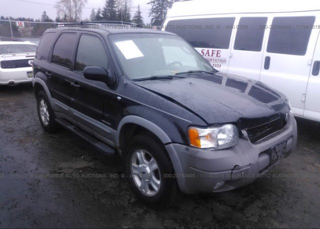 Inventory #529071136 2001 FORD ESCAPE
