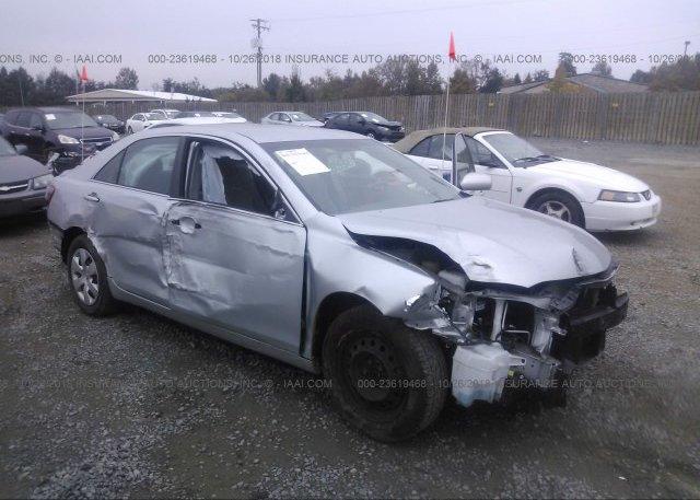 Inventory #535705280 2007 Toyota CAMRY NEW GENERAT