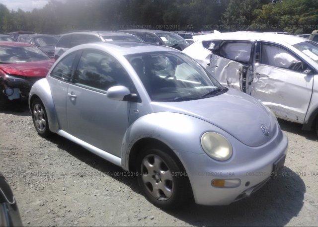 Inventory #319141478 2002 Volkswagen NEW BEETLE