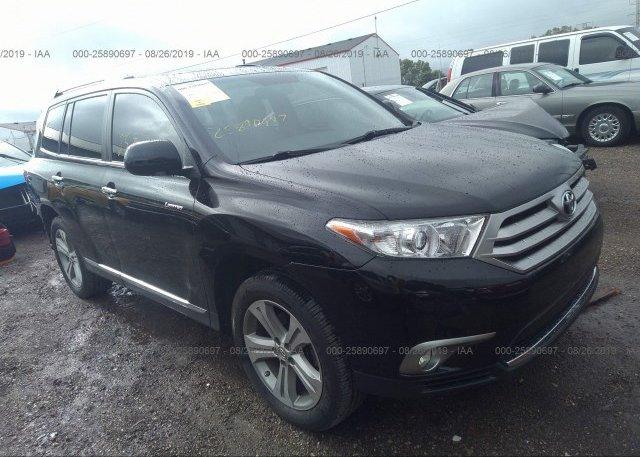 Inventory #508176346 2012 Toyota HIGHLANDER