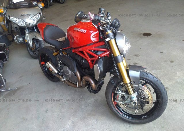 Inventory #649273522 2017 Ducati MONSTER
