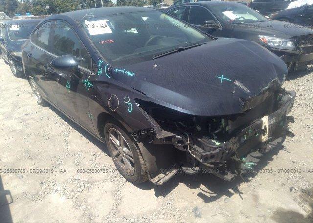 Inventory #736358396 2016 Chevrolet CRUZE