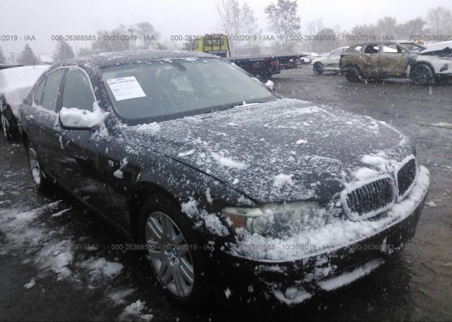 Inventory #422993147 2006 BMW 750