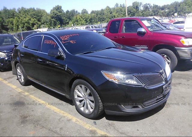 Inventory #638431856 2014 Lincoln MKS